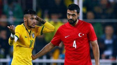 السلطات التركية تقرر اعتقال لاعب دولي