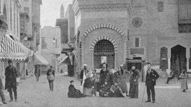 المعرض الكولومبي العالمي - شوارع القاهرة