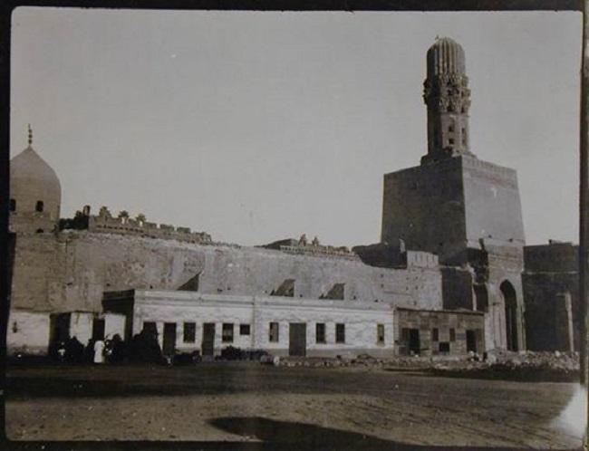 المقر القديم لمتحف الفن الإسلامي داخل مسجد الحاكم بأمر الله