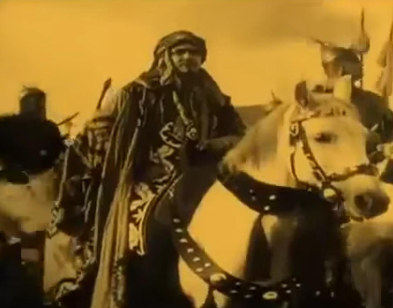 فريتز جرينير في فيلم ناثان الحكيم إنتاج عام 1922