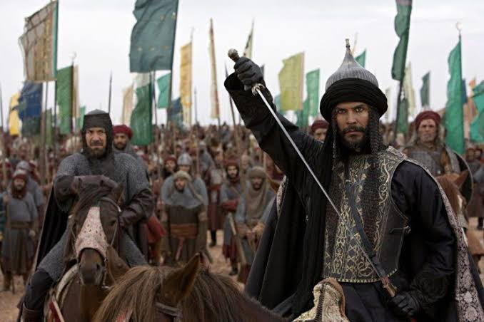 ميليند سومان في فيلم أرن وفارس المعبد إنتاج عام 2007